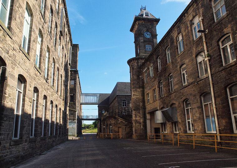 Northlight - Brierfield Mill