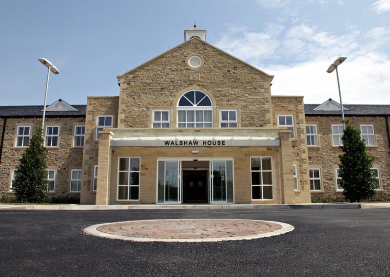 Primary Care Trust HQ, Colne