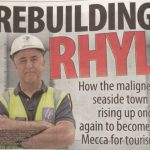 Marina Quay, Rhyl – almost complete!