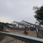 Thwaites new brewery taking shape