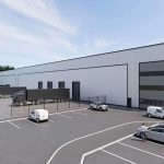 Evolution development at Agecroft Commerce Park, Salford on target for Q3 2018 completion